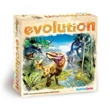 EVOLUTION. The dynamic game of survival . NSG